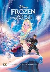 Frozen: Uma aventura congelante (HQ)