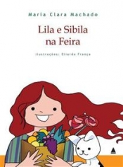Lila e Sibila na feira