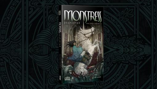 """""""Monstress"""" é o grande destaque do Prêmio Eisner 2018"""