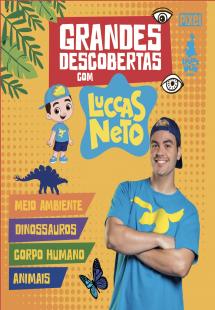 Box Grandes Descobertas com Luccas Neto