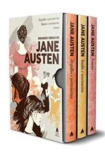 Box Grandes obras de Jane Austen