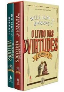 Box O livro das virtudes