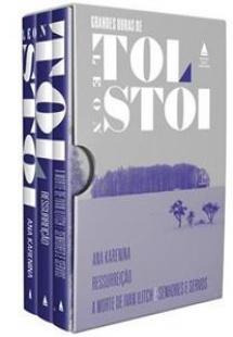 Grandes obras de Tolstói - Box