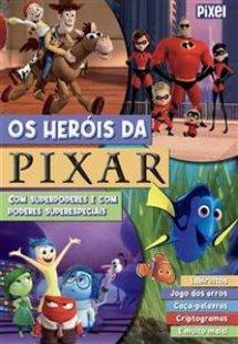 OS HERÓIS DA PIXAR