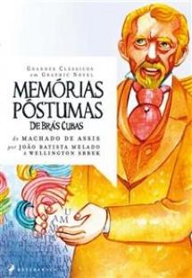 Memórias póstumas de Brás Cubas em graphic novel