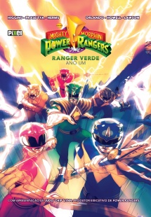 Mighty Morphin Power Rangers: Ano Um