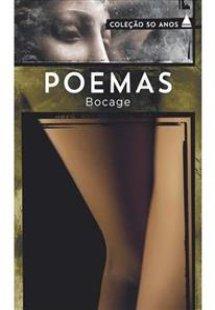 Poemas: Bocage - Coleção 50 anos