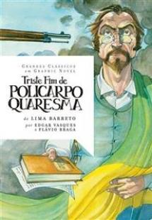 Triste fim de Policarpo Quaresma - Graphic Novel