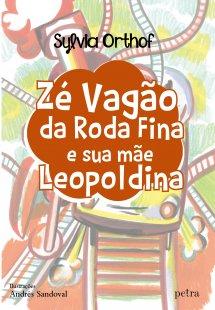 Zé Vagão da Roda Fina e sua mãe Leopoldina